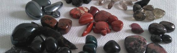 Three Base Chakra Crystals – Metaphysical Properties